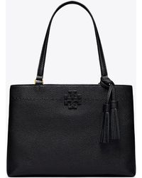 Tory Burch - Mcgraw Triple-compartment Tote - Lyst
