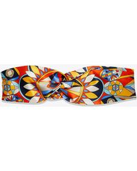 Tory Burch - Kaleidoscope Headband - Lyst
