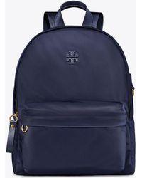 Tory Burch - Nylon Backpack - Lyst