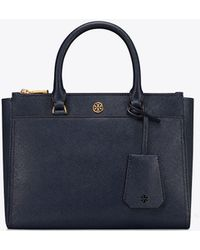 Tory Burch - Robinson Small Double-zip Tote - Lyst