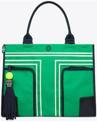 Tory Sport - Tory Burch Canvas Tote - Lyst