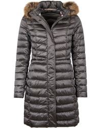 Barbour - Berneray Quilted Jacket - Lyst