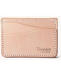 Tanner Goods - Journeyman Wallet - Lyst