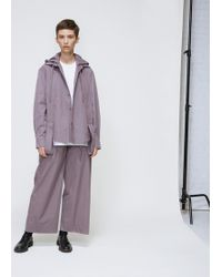 Craig Green - Mauve Workwear Handle Hood Shirt - Lyst