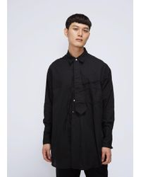 BED j.w. FORD - Cape Shirt - Lyst