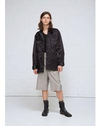 Maison Margiela - Classic Nylon Field Jacket - Lyst