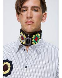 J.W. Anderson | Crochet Zip Neckband | Lyst