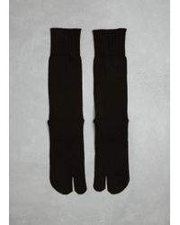Maison Margiela - Tabi Socks - Lyst