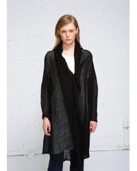 Y's Yohji Yamamoto - Linen Jacket - Lyst