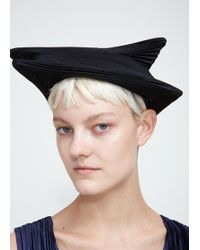 Issey Miyake - Triangle Pleat Hat - Lyst