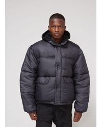 Our Legacy - Navy Down Lenox Jacket - Lyst