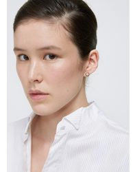 Gabriela Artigas | 14k Yellow Gold Small Egg Earrings | Lyst