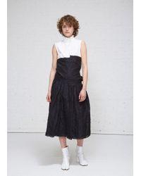 Ms Min - Wrap Skirt - Lyst
