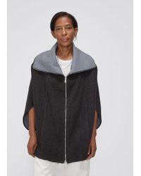 Nehera - Jelka High Collar Coat - Lyst