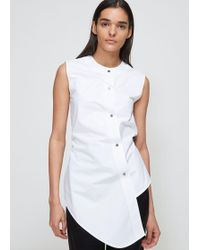 Ji Oh - Bubble Shirt - Lyst