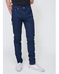 Won Hundred | Clear Rinse Blue Dean Jean | Lyst