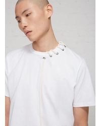 Craig Green - Laced Tee - Lyst