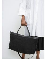 PB 0110 - Totokaelo Exclusive Black Large Shoulder Bag - Lyst
