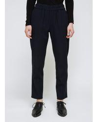 Dusan - Midnight New Pull On Pants - Lyst