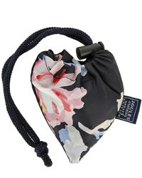 Joules - Navy Whitstable Floral Pacabag - Lyst