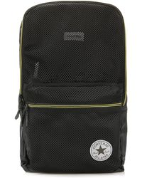 Converse | Black Packable Backpack | Lyst