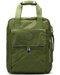 Dr. Martens - Dr. Martens Olive Green Flight Large Backpack - Lyst