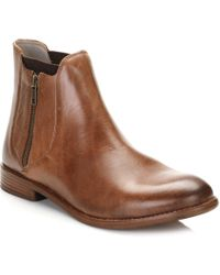 Hudson Jeans - Womens Brown Algoma Boots - Lyst