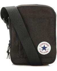 Converse - Black Cross Body Bag - Lyst