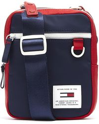 Tommy Hilfiger Tommy Jeans Urban Reporter Corporate Navy Bag