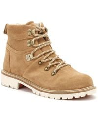 TOMS - Womens Toffee Brown Summit Hiker Boots - Lyst