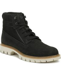 Caterpillar - Mens Black Basis Boots - Lyst
