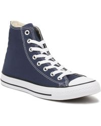 84ff812cb888 Lyst - Urban Outfitters Converse Chuck Taylor All Star Studded ...