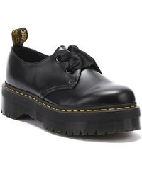 Dr. Martens Dr. Martens Holly Buttero Womens Black Shoes