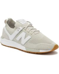 New Balance - Mens Grey 247 Trainers - Lyst