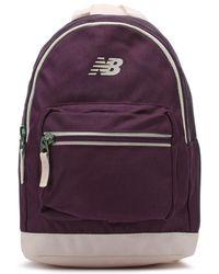 New Balance - Claret Burgundy Mini Classic Backpack - Lyst