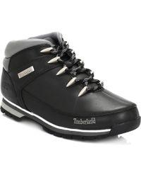 Timberland - Euro Sprint Hiker Boots - Lyst