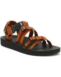 Teva - Mens Caramel Bronze Alp Premier Sandals - Lyst