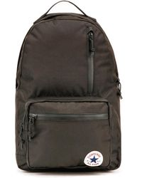 Converse   Black The Go Backpack   Lyst