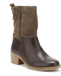 Barbour - Womens Brown Hazel Boots Women's Low Ankle Boots In Brown - Lyst