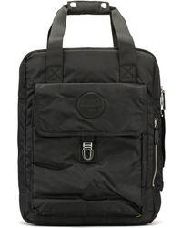 Dr. Martens | Dr. Martens Black Flight Large Backpack | Lyst