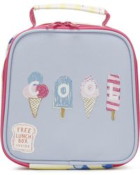 Joules - Sky Blue Munch Bag - Lyst