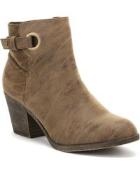 Rocket Dog - Womens Brown Heirloom Sacoma Boots - Lyst