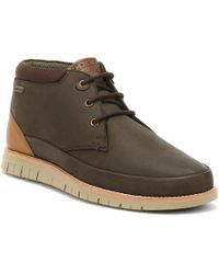 Barbour Nelson Shoes - Brown