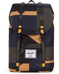 Herschel Supply Co. - Arrowwood Frontier Geo Retreat Backpack - Lyst