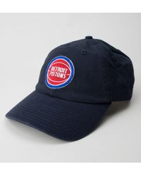 KTZ - New Era Washed Nba 940 Detp Cap Hats - Lyst