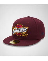 KTZ - New Era Nba Team Classic Cleveland Cav Hats - Lyst