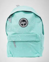6ae4e45e3345 Hype - Backpack Speckle Mint-white Bags - Lyst