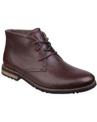 Rockport - Ledge Hill 2 Chukka Boots - Lyst