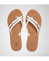 Reef - O''contrare Lx Flip Flops - Lyst