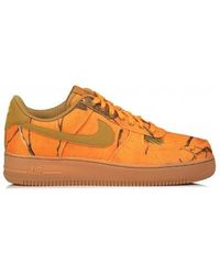 best service 844ca bbd73 Nike - Air Force 1  07 Lv8 3 Trainers - Lyst